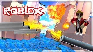 Roblox Modern Naval Warfare / The Battleship Battle ⚓ Roblox