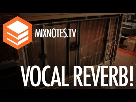 Mixing Vocals! Reverb - Altiverb 7