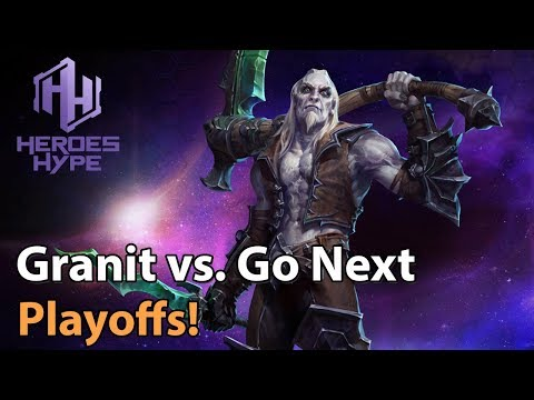 ► Heroes of the Storm: Granit Gaming vs. Go Next - HeroesHype Playoffs