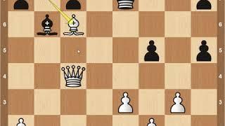 2018 World Chess Championship: Game 9 Carlsen vs Caruana
