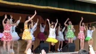 【2016 弘前さくらまつり】(弘前公園 四の丸演芸場) りんご娘&アルプ...