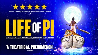 Life Of Pi - Wyndham's Theatre - Teaser Trailer