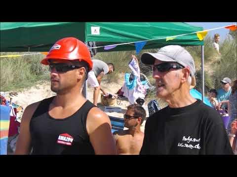 Cornwall Kid: Harlyn Surf Life Saving Club Great Atlantic Raft Race Harlyn Bay 27th August 2017