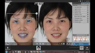 Portrait + программа ретуши фотографий (плагин photoshop cs, cc)