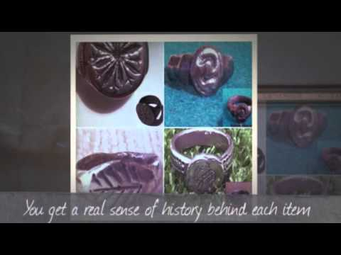 Antique Jewellery Ancient Roman Medieval Celtic