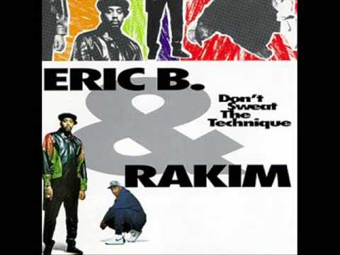 Eric B. & Rakim - Keep The Beat