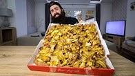 BRITAIN'S BIGGEST KEBAB BOX CHALLENGE | BeardMeatsFood