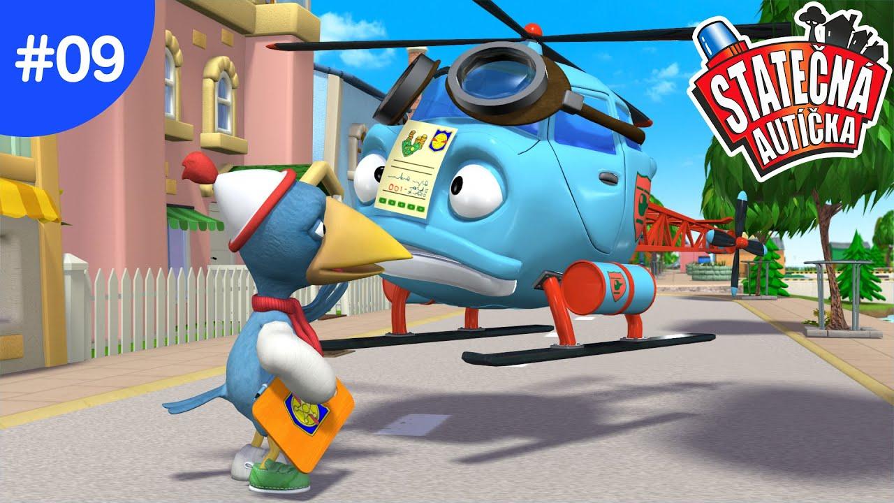 Statecna Auticka Policejni Fraska Kreslene Pro Deti Animovane
