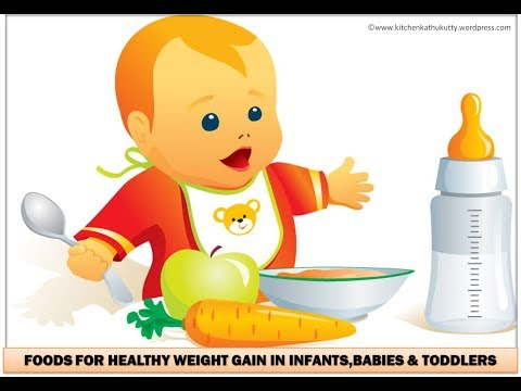 Top Super Healthy Foods for Babies & Kids