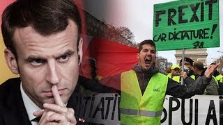 Yellow Vests Announce 'DECISIVE ACTION' in March Ahead of Act 15 of Protests!!!