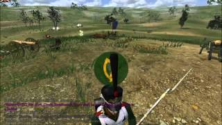 Mount and Blade: Warband-Napoleonic wars-Line battles start to get intense!!!