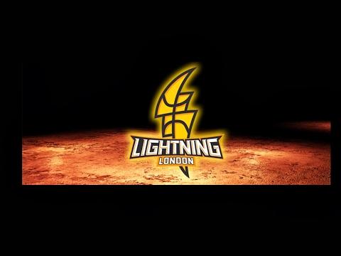 London Lightning vs Niagara River Lions - March 11, 2016