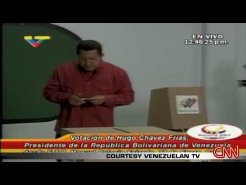 CNN: Venezuelans vote
