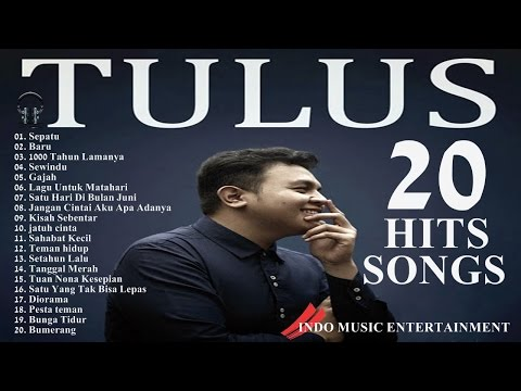 TULUS Full Album - THE BEST OF TULUS