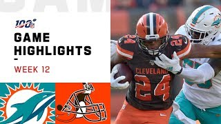 dolphins-vs-browns-week-12-highlights-nfl-2019