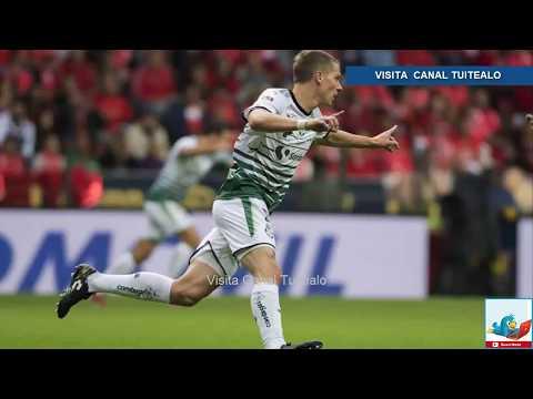 ¡Santos Campeón del fútbol mexicano! Video Derrotan 3-2 global al Toluca