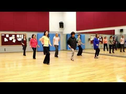 123 Cha Cha Cha  Line Dance Dance & Teach in English & 中文
