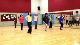 123 Cha Cha Cha - Line Dance (Dance & Teach in English & 中文)
