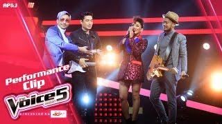 The Voice Thailand - โชว์โค้ช - เมดเล่ย์เพลงฮิตของ 4 โค้ช - 11 Sep 2016