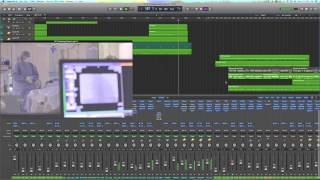 Logic Pro X: Scoring a doc... 24 hours to learn LPX and compose.