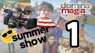 Manipulacion de cartas - Summer Show 1 - Domina La Magia