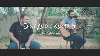 Lmfao Sexy and I Know It LIVE Acoustic Cover.mp3