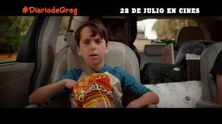 Video DIARIO DE GREG: CARRETERA Y MANTA | Ya en cines download MP3, 3GP, MP4, WEBM, AVI, FLV November 2017