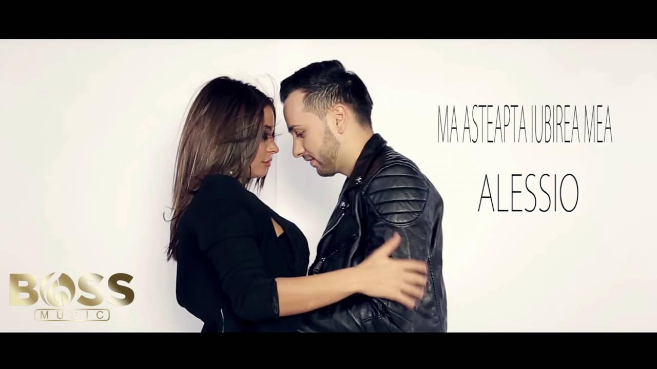 Alessio - Ma asteapta iubirea mea [oficial audio] 2016