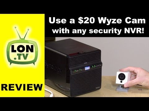 How to Use a $20 Wyze Cam with Any RTSP Security System