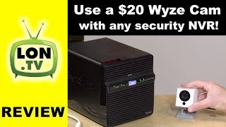 How to Use a $20 Wyze Cam with Any RTSP Security System / NVR / DVR ! Wyze  Firmware Update