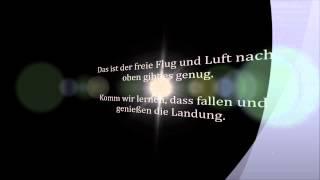 Jupiter Jones - Die Landung (HD)(Lyrics Video)