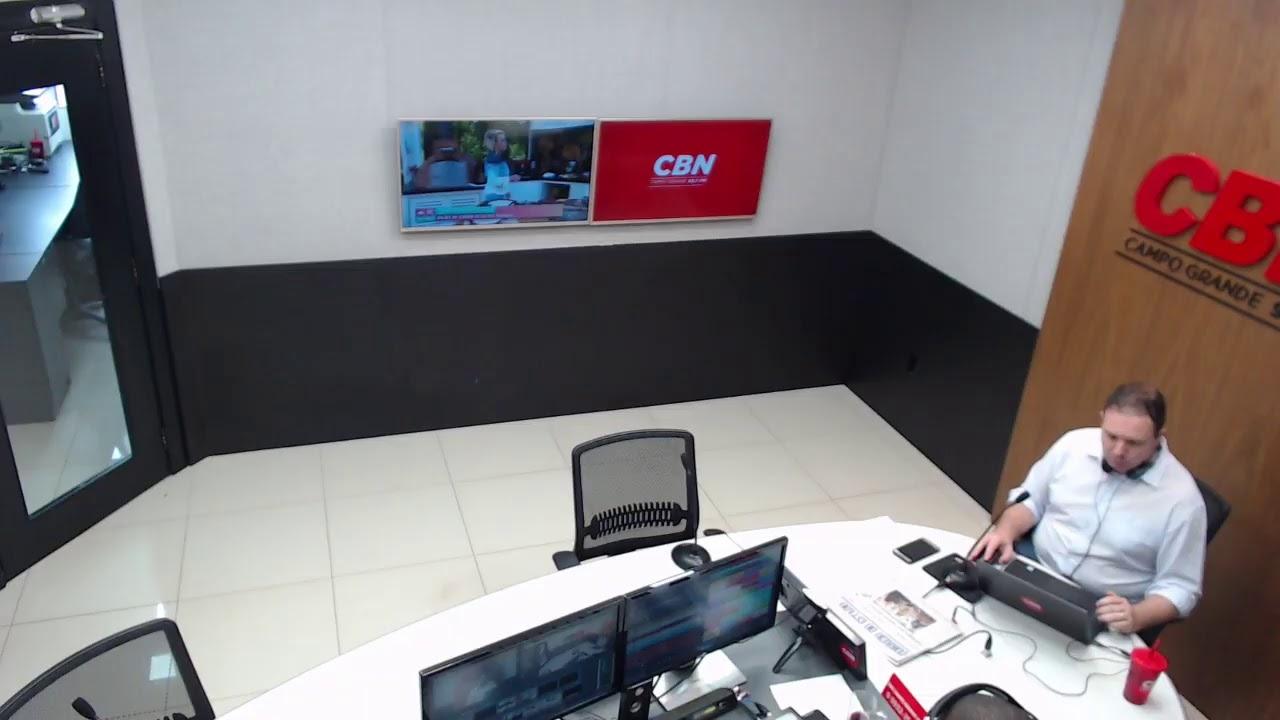 CBN Campo Grande (12/10/2020) – com Ginez Cesar