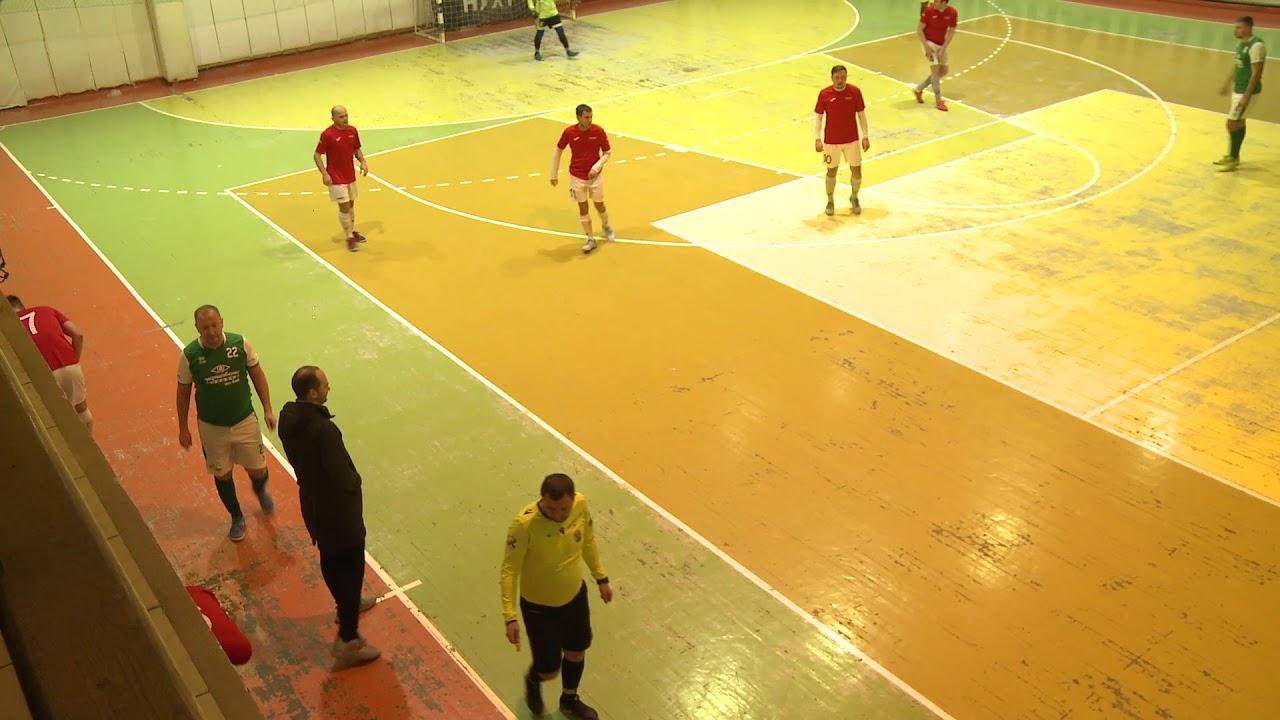 Матч повністю | ДКС України 0 : 0 Old Sсhool