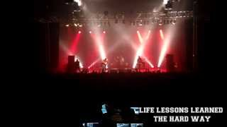 A Day to Remember - Life Lessons Learned The Hard Way (Live in Berlin @ Huxleys)
