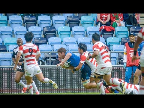 HIGHLIGHTS! Italy beat Japan to avoid relegation