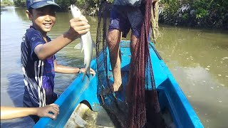 Quá Đã. Lần Đầu Đi Chài Cá Và Cái Kết Bất Ngờ   Miền Tây Muôn Màu
