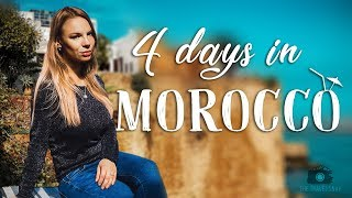 4 days in MOROCCO/Travel guide Rabt, Marrakesh