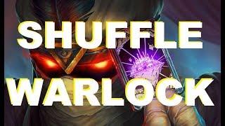 Shuffle Warlock Vs Bomb Warrior and Murloc Shaman - HEARTHSTONE