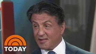Sylvester Stallone: 'Creed' Brings Rocky Saga To 'A New Generation' | TODAY