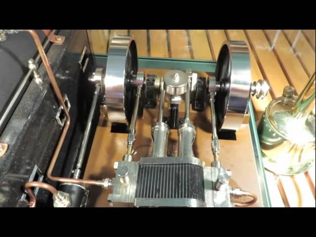 Märklin 16051 Compound Model Steam Engine Dampfmaschine