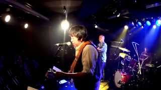 The Animal Trainer & The Toad  (Mountain) - CABU Live at C-C-O Sugamo, Tokyo 21Sep.2015