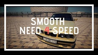 Classical Speed | Zhiyun Smooth X BMW E34 | LG G6