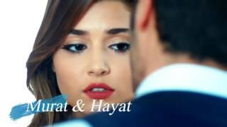 Pehli Dafa Dekhi Thi uski Jhalak ||New Romantic Love Song || Murat and Hayat song