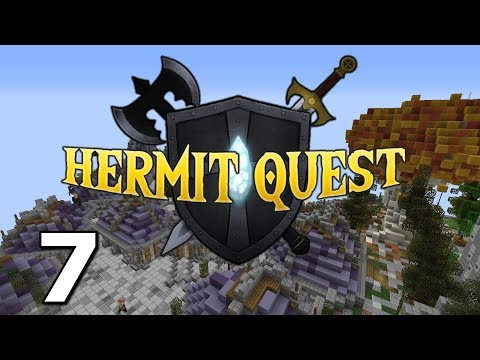 Minecraft Hermit Quest (Modded PvP) Ep.7- I Live Again!