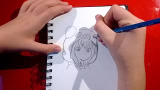 MangaPanda||speed draw