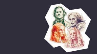 """Game Of Thrones Theme"" (Music Box Vocal Version // Cover of Karliene Lyrics) (Adriana Figueroa)"