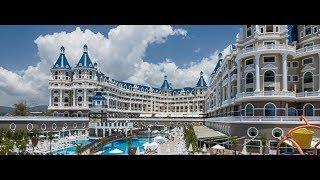 Haydarpasha Palace Hotel 5* - Алания - Турция - Полный обзор отеля