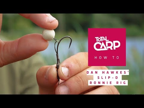 How To Tie Dan Hawkes' Slip-D Ronnie Rig