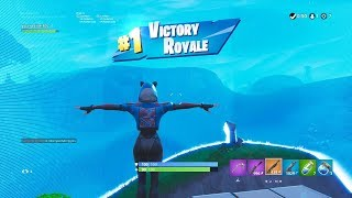 "FORTNITE First Win with ""LYNX"" SKIN (""CATWOMAN"" OUTFIT) 