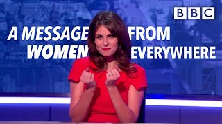 A Message From Women Everywhere: The Mash Report - BBC Two
